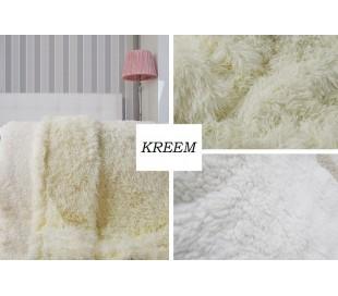 Faux Fur Blanket 200x220cm