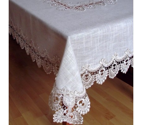 "Linen tablecloth ""Country"""