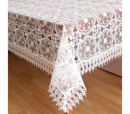 "Tablecloth ""Burgundy"""