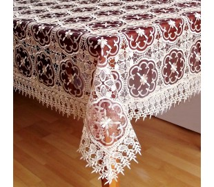 "Tablecloth ""Burgundy"""