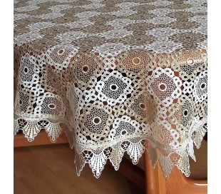 "Guipure tablecloth ""Toscana"""