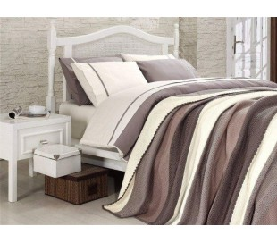 "Cotton Bedding & Blanket ""Vizon"""