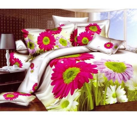 Cotton Sateen Bedding 200x220 sm