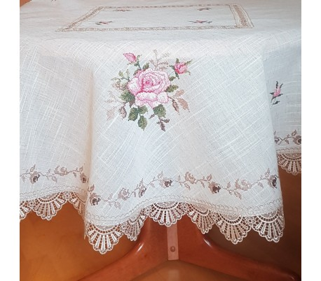 """Round tablecloth """"Provence"""" 150cm"""