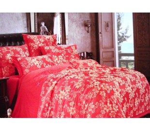 Cotton Sateen Bedding